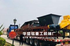 新疆克拉玛依订购的滚筒筛砂机成